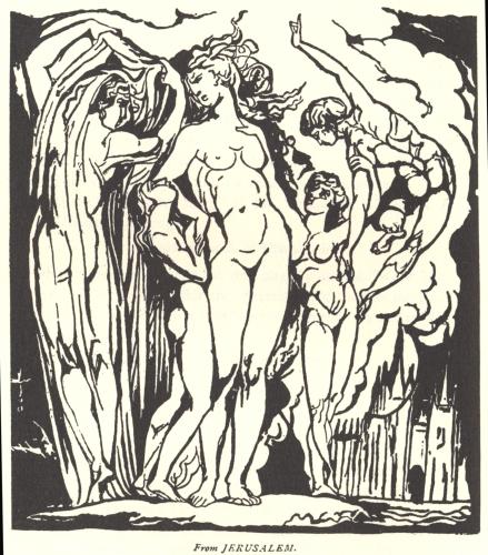 What was William Blake's literary writing style. i'm doing
