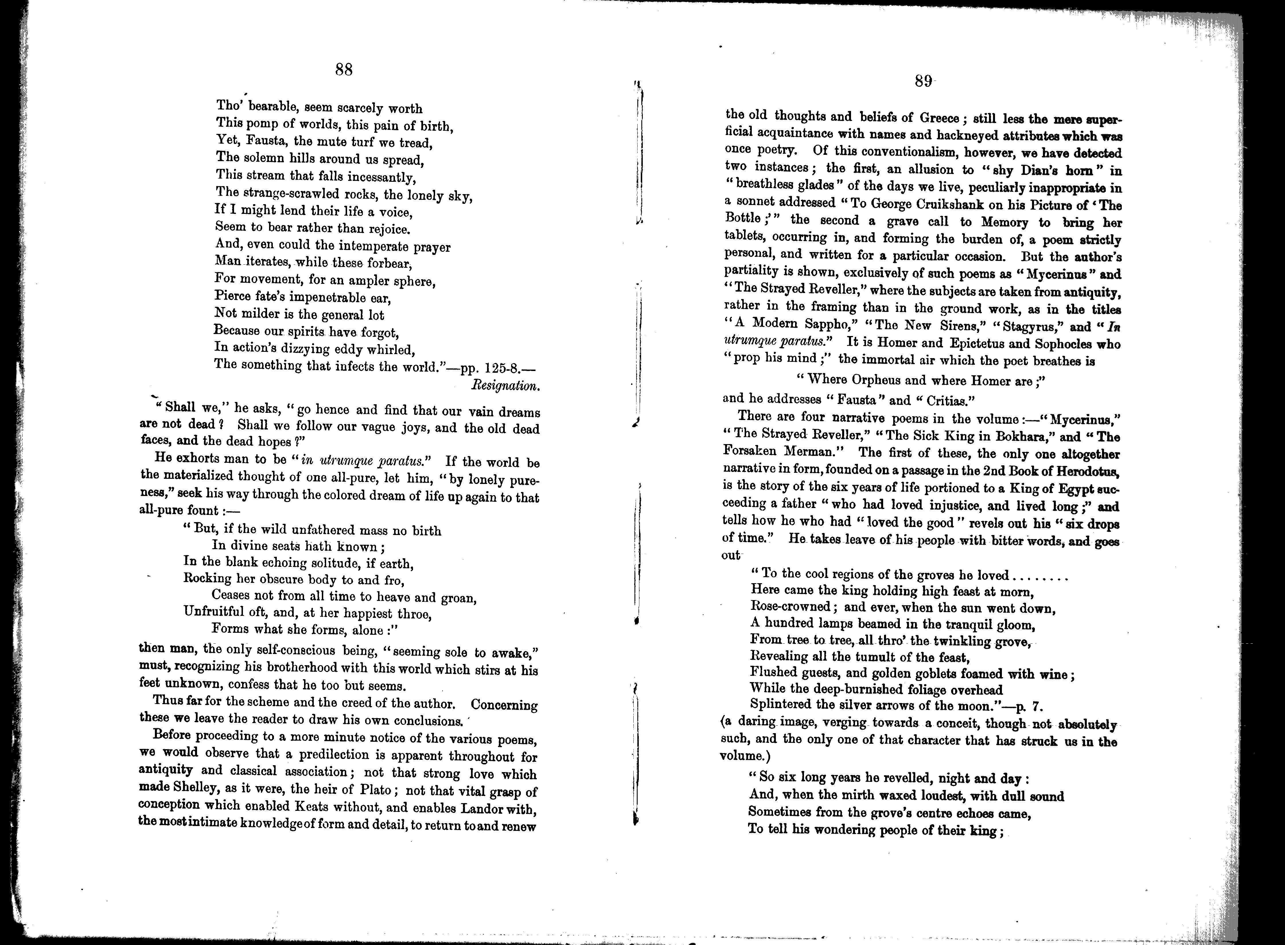 Rossetti Archive Doent: The Germ (1901 Facsimile Reprint, issue 2)