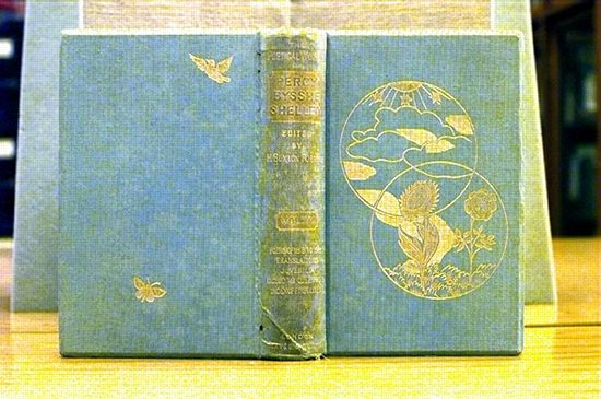 ... design for the covers of E. S. Dallas's 1866 volumes The Gay Science and ...