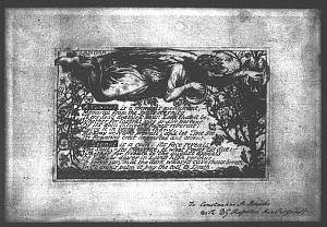 The Sonnet (Texas proof copy)