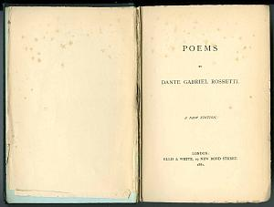 Facsimile images available for Poems. A New Edition. (1881)