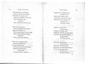 Facsimile images available for Poems. A New Edition (1881), proof Signature G (Delaware Museum, first revise                    proof, copy 2)