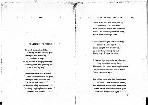 Facsimile images available for Poems. A New Edition (1881), proof Signature Q (Delaware Museum, first revise                    proof (copy 2))