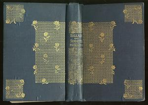 Facsimile images available for Ballads and Sonnets (1881), first edition