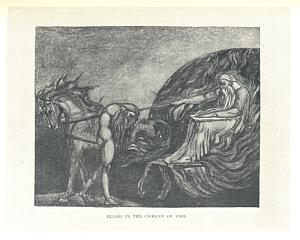 Elijah in the Chariot of Fire