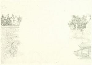 Kelmscott design for the background of Rossetti's Water Willow [2]