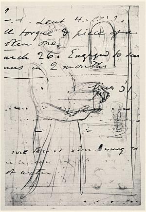 Pandora, sketch