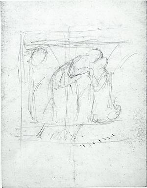 The Early Italian Poets/The Rose Garden, Study