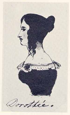 Dorotheé (from Characters from Catherine Crowe's Susan Hopley)