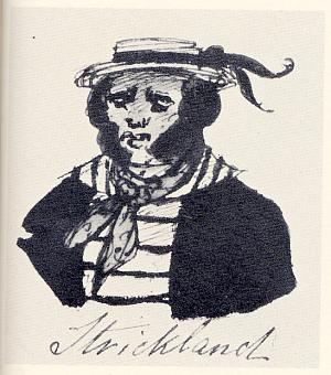Strickland (from Characters from Catherine Crowe's Susan Hopley)