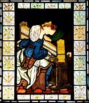 Music, or King René's Honeymoon