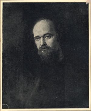 Ritratto di Dante Gabriele Rossetti