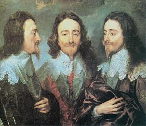 Charles I in Three Positions