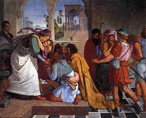 The Recognition of Joseph by his Brothers