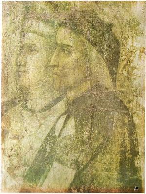 Head of Dante