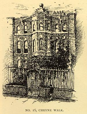 No. 16, Cheyne Walk
