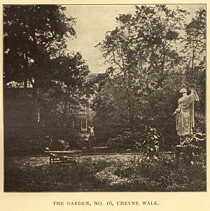The Garden, No. 16, Cheyne                         Walk