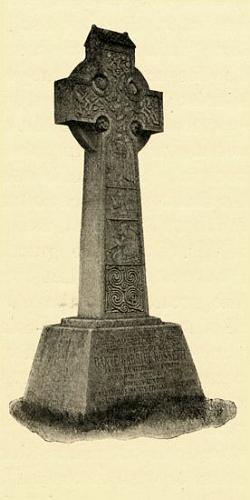 Dante Gabriel Rossetti's Headstone