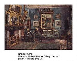 Dining-Room, NO. 16, Cheyne Walk
