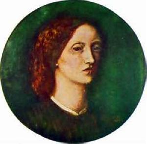 Elizabeth Siddal: Self-Portrait