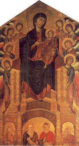Santa Trinita Madonna