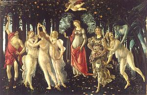 Allegory of Spring (Primavera)