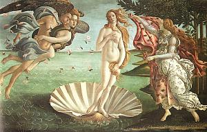 The Birth of Venus (La nascità di Venere)