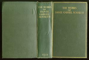Facsimile images available for The Works of Dante Gabriel Rossetti (1911)