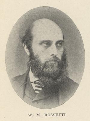 W. M. Rossetti