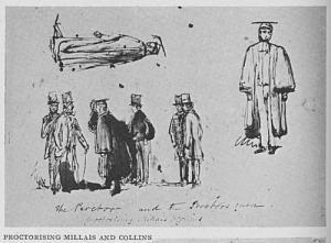 Proctorising Millais and Collins