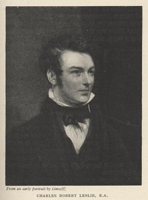 Charles Robert Leslie, R.A.