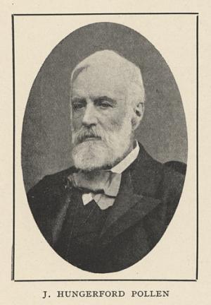 J. Hungerford Pollen