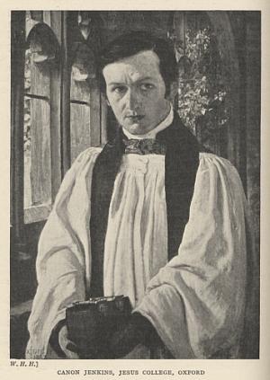 Canon Jenkins, Jesus College, Oxford