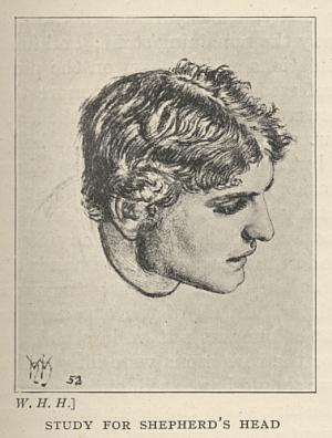 Study for Shepherd's Head