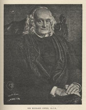 Sir Richard Owen, K.C.B.