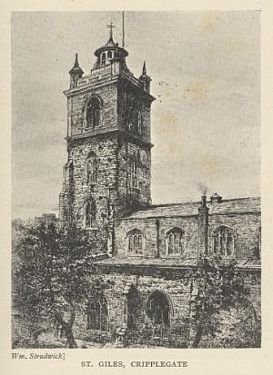 St. Giles, Cripplegate