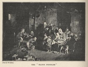 "The ""Blind Fiddler"""