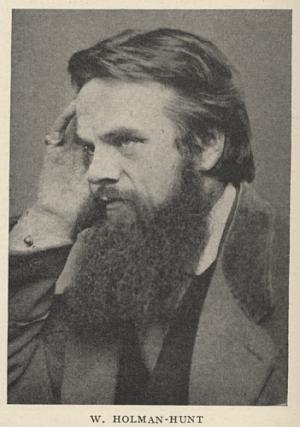 W. HOLMAN-HUNT