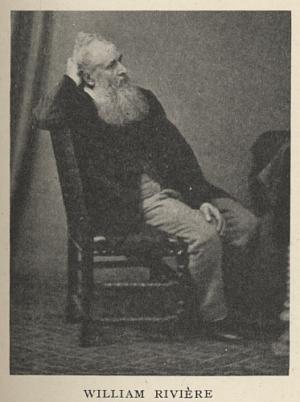 WILLIAM RIVIÈRE