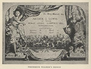 FREDERICK WALKER'S DESIGN