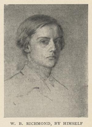 W. B. RICHMOND, BY HIMSELF