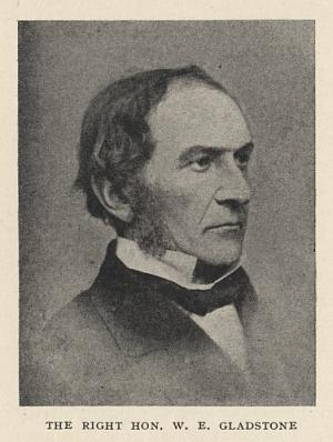 THE RIGHT HON. W. E. GLADSTONE