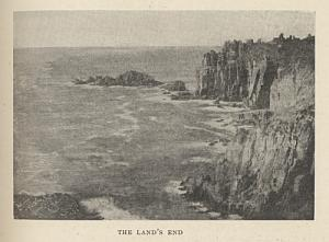 THE LAND's END