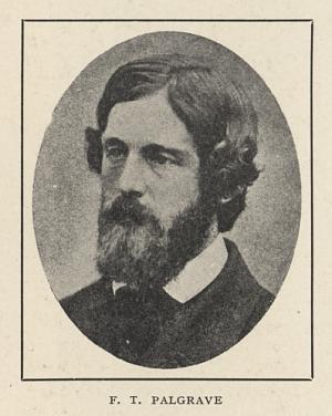 F. T. PALGRAVE