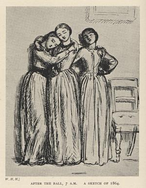 AFTER THE BALL, 7 A..M. A SKETCH OF 1864