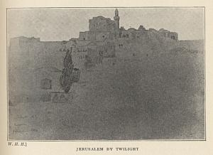 JERUSALEM BY TWILIGHT