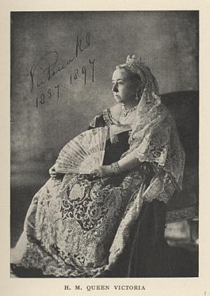 H. M. QUEEN VICTORIA