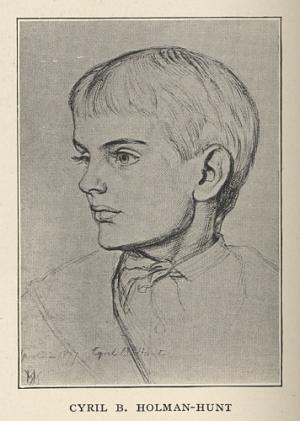 Cyril B. Holman-Hunt
