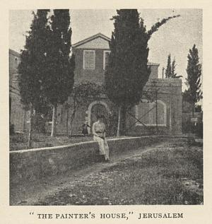 The Painter's House, Jerusalem