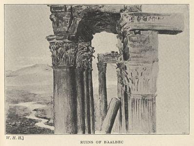 Riuns of Baalbec